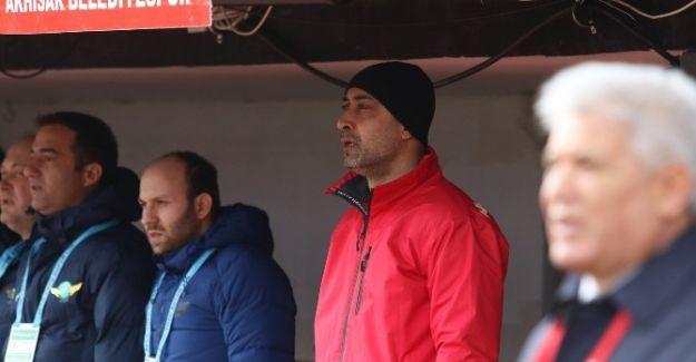 Akhisar Belediyespor'da kupa galibiyeti mutlu etti