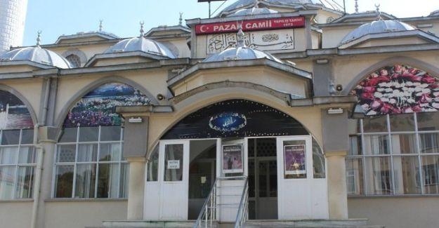 Alaşehir'de camilere bakım
