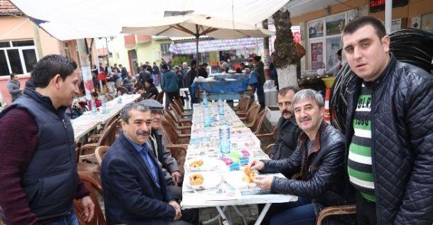 Çıkrıkçı'da birlik ve beraberlik günü