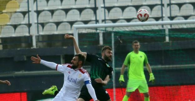 Mustafa Yumlu ilk maçına çıktı