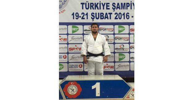 Salihlili judocu milli takıma çağrıldı