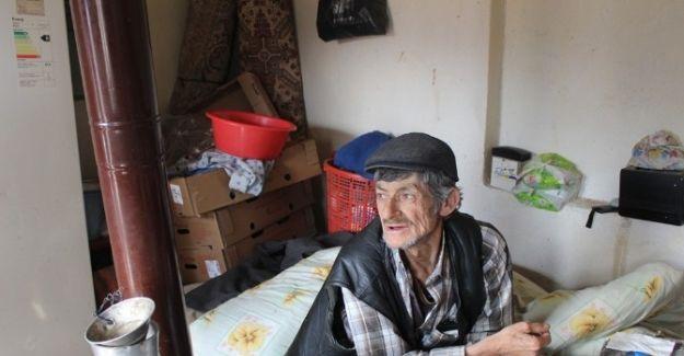 Yaşlı adamın hayalini Başkan Karaçoban gerçekleştirdi