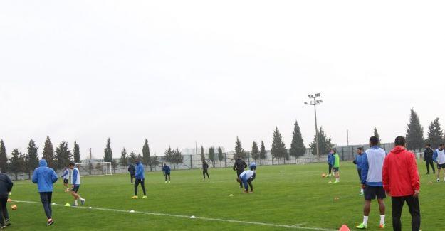 Akhisar Belediyespor'da Trabzonspor maçı hazırlıkları başladı