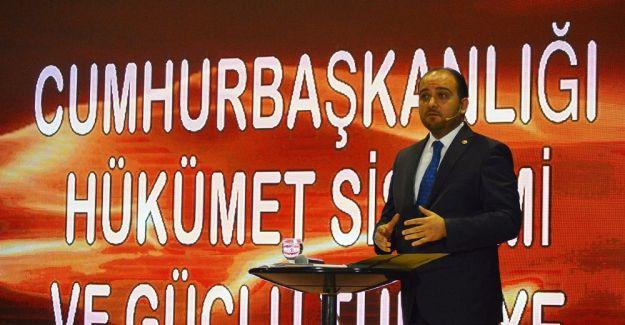 """Baybatur: """"Türkiye'nin güçlü olmasını istemiyorlar"""""""