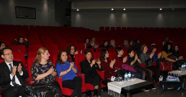 Kadınlara sağlık ve güzellik semineri