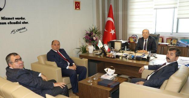 Kütahya'dan Manisa Büyükşehir Belediyesine övgü