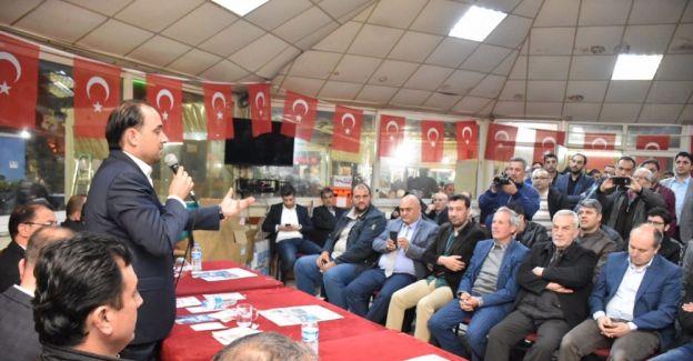 AK Parti MKYK Üyesi Murat Baybatur: