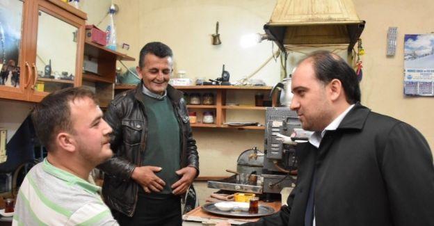 """AK Parti'li Baybatur: """"Sandıkla gelen diktatör olmaz"""""""