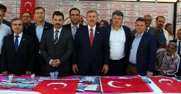 """AK Parti'li Özdağ: """"Türkiye'de eyalet olmaz, Türkiye'de vilayetler olur"""""""