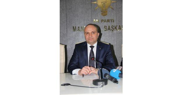 """Başkan Mersinli: """"Manisa gereken cevabı pazar günü verecek"""""""