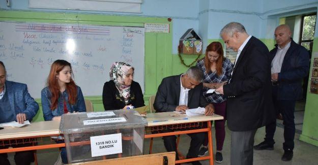 Manisa'daki seçimlerde 5 bine yakın güvenlik görevlisi görev aldı