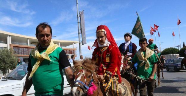 558 yıllık festival başladı