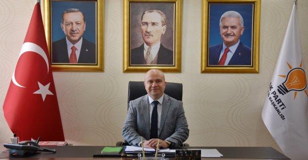 Mersinli ''Yeni Alparslanlar yetiştireceğiz''