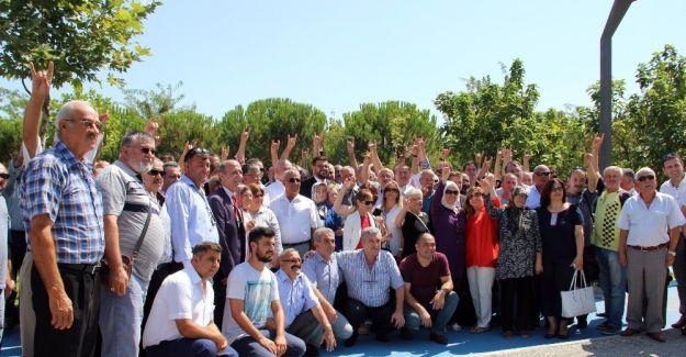 MHP Manisa Teşkilatında toplu istifa
