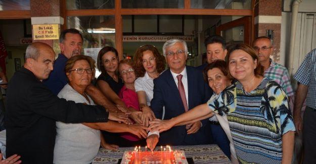 CHP 94. kuruluş yıldönümünü kutladı