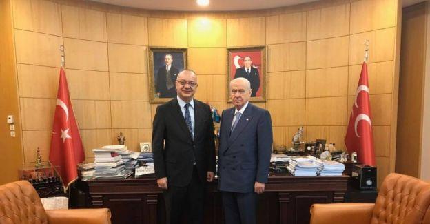MHP Genel Başkanı Devlet Bahçeli açılış için Manisa'ya gelecek