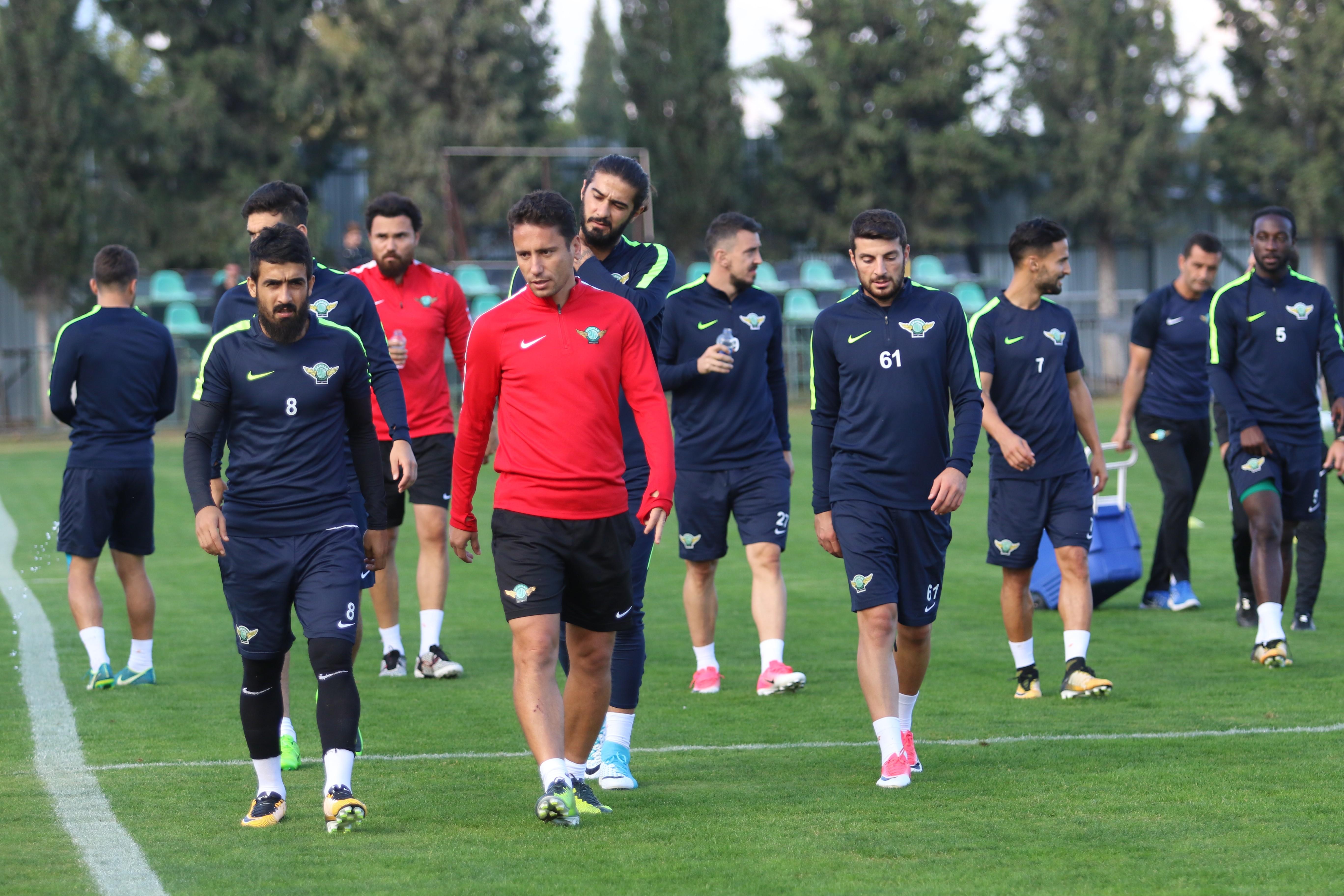 Akhisarspor'da Başakşehir Maçı Hazırlıkları