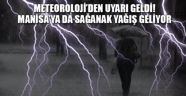 METEOROLOJİ'DEN UYARI VAR!
