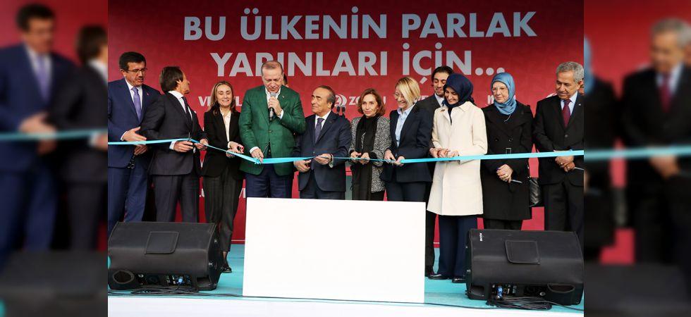Cumhurbaşkanı Erdoğan'dan CHP'li Tezcan'a Eleştiri