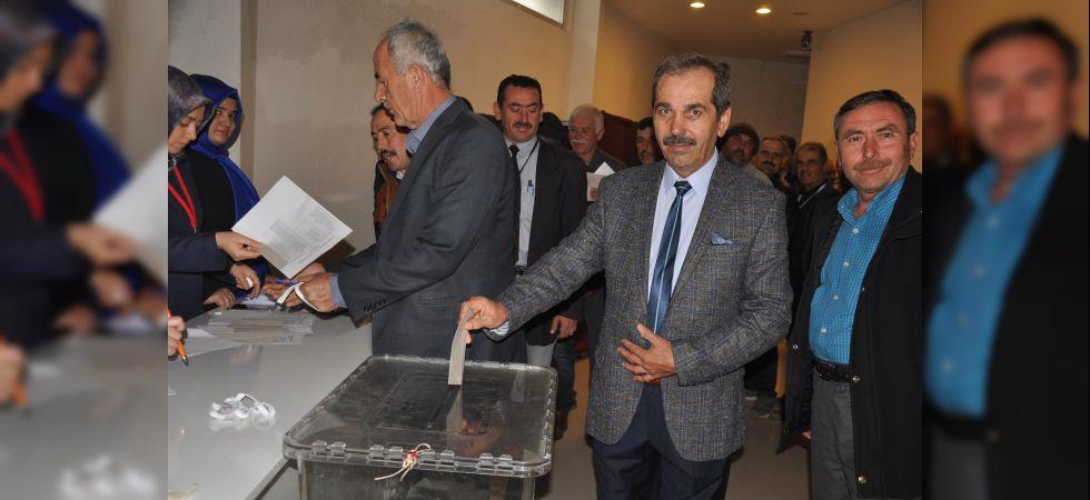 Kırkağaç AK Parti'de Kılınç Dönemi