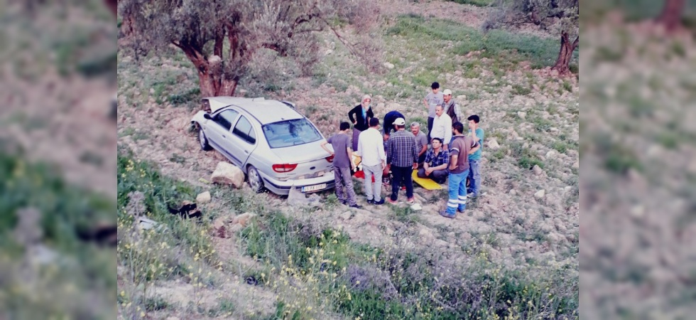 Otomobiller Çarpıştı: 7 Yaralı!