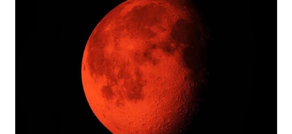 Korkutan Kanlı Ay tutulması iddiası…