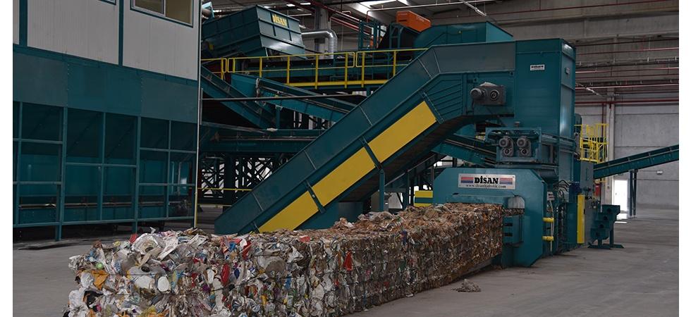 Manisa'nın 17 ilçesinin çöp sorunu sona eriyor
