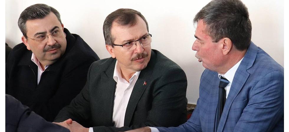 AK Parti'li Aydemir'den sert çıkış