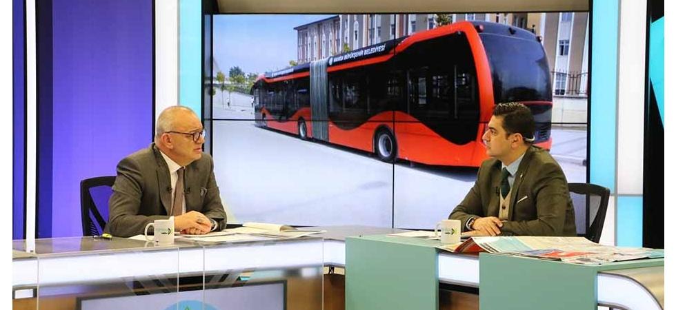 Elektrikli otobüsler Manisa trafiğini rahatlatacak