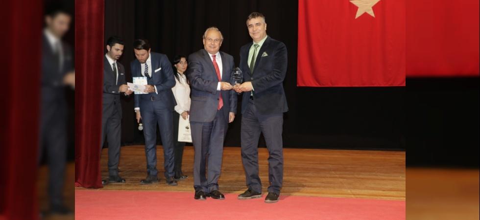 Manisa Valiliği'ne 'Çevre Duyarlılığı Ödülü'