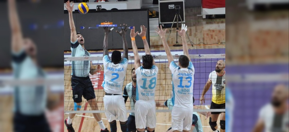 Jeopark Kula Belediyespor Efeler Ligi'ne veda etti