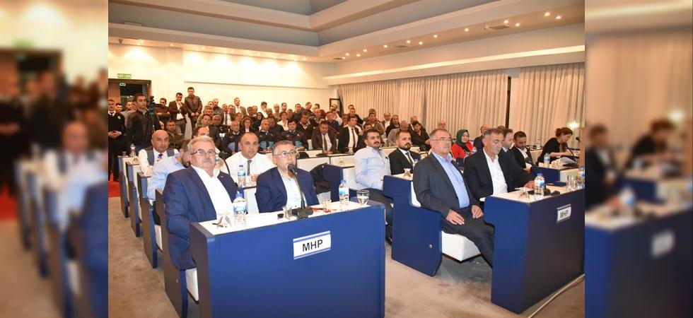 Salihli'de yeni dönemin ilk meclis toplantısı yapıldı