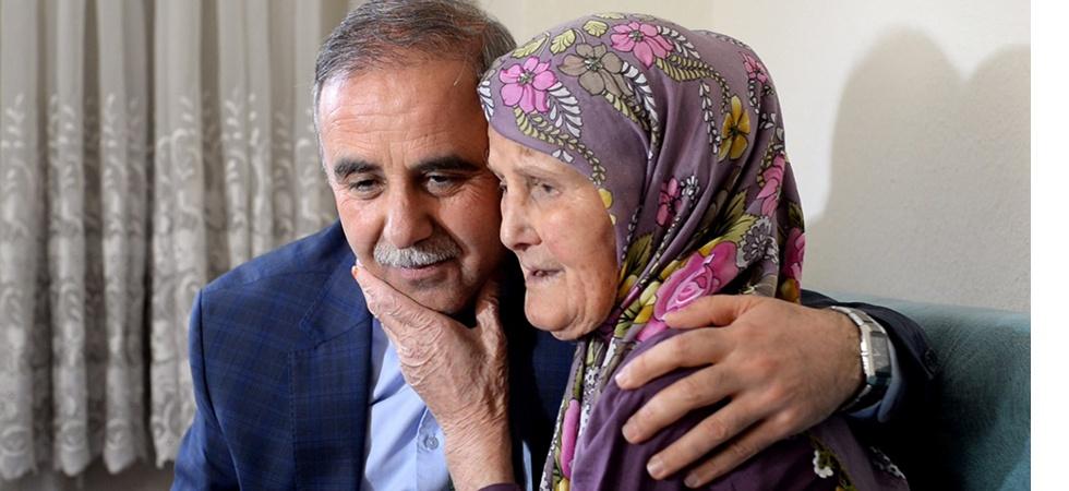 Başkan Akyol'un acı günü