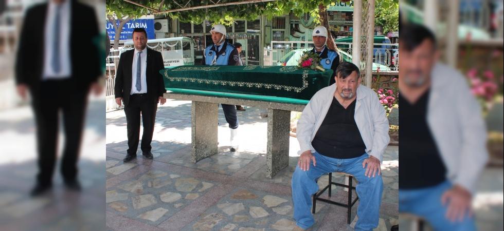 Eski Başkan Necip Necipoğlu'na veda