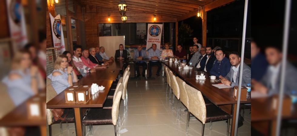 Gazeteciler ve Yayıncılar Derneği'nin 1. Olağan Genel Kurul Toplantısı Yapıldı