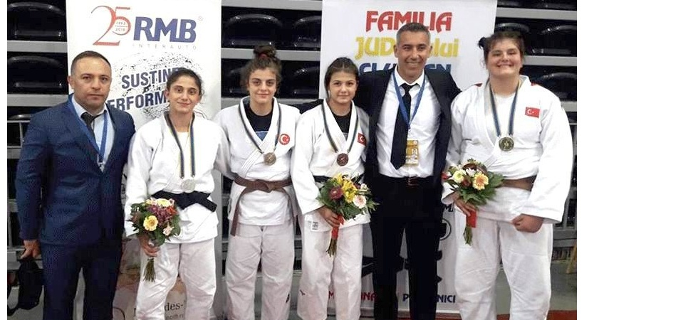 Manisalı Judocu Avrupa Şampiyonu