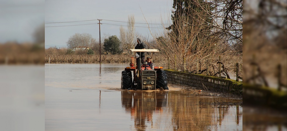 Meteorolojiden 'Kuvvetli yağış uyarısı'