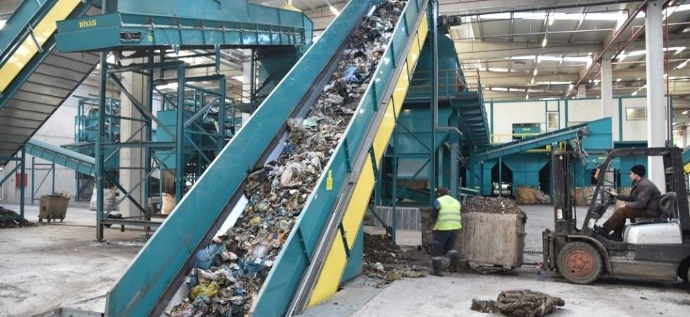 Endüstriyel atıklar da bertaraf edilecek
