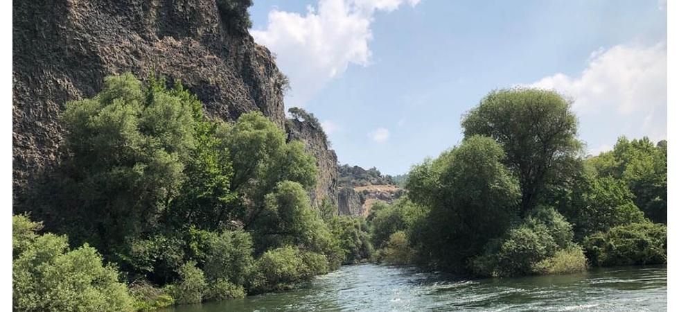 Kula-Salihli Jeoparkı UNESCO inceleme sürecine girdi
