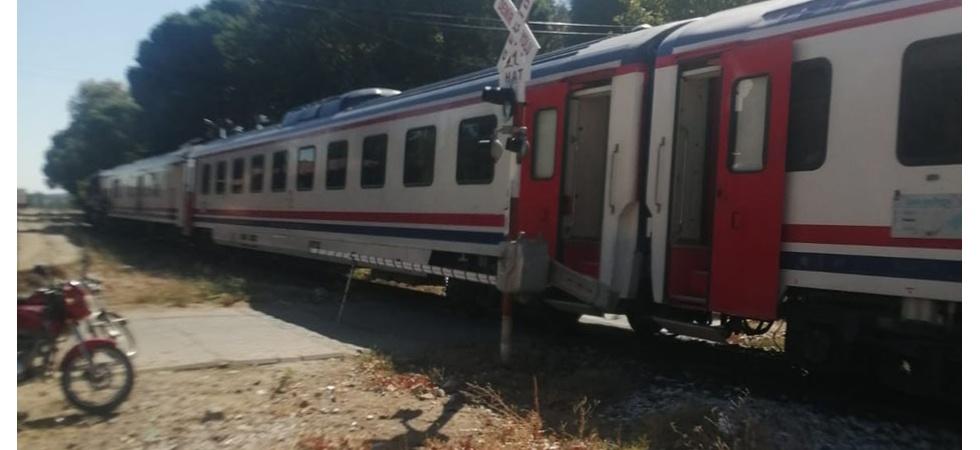 Trenin çarptığı zihinsel engelli hayatını kaybetti