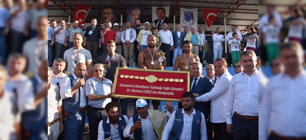 Türkiye'nin en iyileri Yuntdağı'nda er meydanına çıkıyor