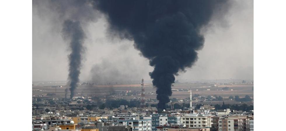 """ABD Dışişleri Bakanlığı """"Barış Pınarı Harekatı"""" karşıtı metin dağıttı"""