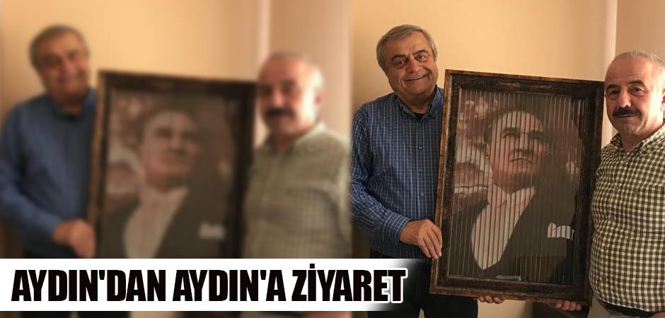 AYDIN'dan AYDIN'a ZİYARET