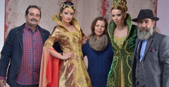 Osmanlı modası kına gecelerinin vazgeçilmezi oldu