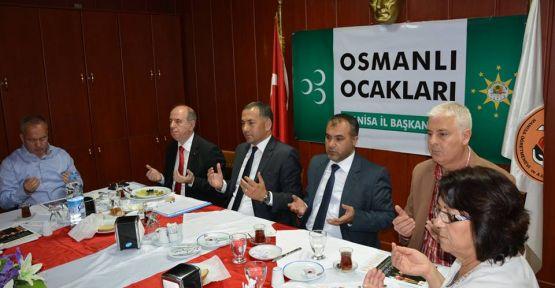 Osmanlı tarih, kültür ve adaletini yaşatacaklar