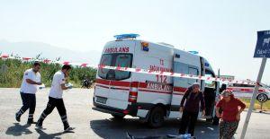 Manisada feci kaza: 2 ölü, 7 yaralı