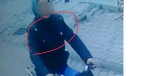 Kapkaççı kamera görüntülerinden yakalandı