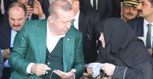Müşerref Teyzenin Erdoğan Rüyası Gerçek Oldu