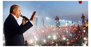 Erdoğan, Seçim Sonuçlarının Ardından İlk Tweetini Paylaştı! Sosyal Medya Yıkıldı