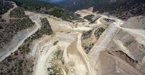 Kılavuzlar Barajı'nın yüzde 88'i...